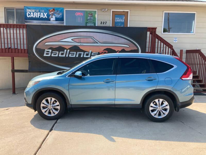 2014 Honda CR-V for sale at Badlands Brokers in Rapid City SD