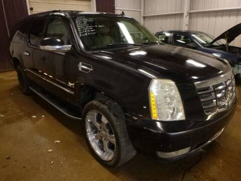 2007 Cadillac Escalade ESV for sale at East Coast Auto Source Inc. in Bedford VA