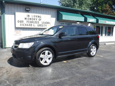 2009 Dodge Journey for sale at GRESTY AUTO SALES in Loves Park IL