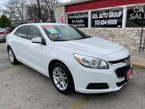 2016 Chevrolet Malibu Limited for sale at GOL Auto Group in Austin TX