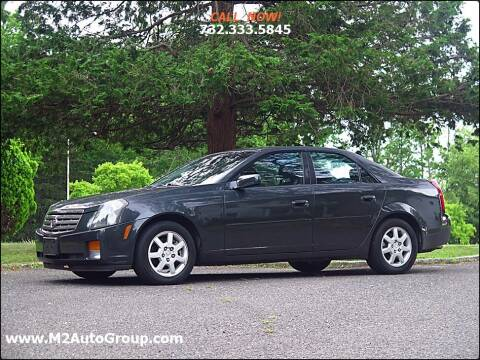 2005 Cadillac CTS for sale at M2 Auto Group Llc. EAST BRUNSWICK in East Brunswick NJ