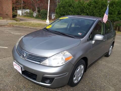2009 Nissan Versa for sale at Hilton Motors Inc. in Newport News VA