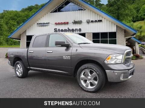 2018 RAM Ram Pickup 1500 for sale at Stephens Auto Center of Beckley in Beckley WV