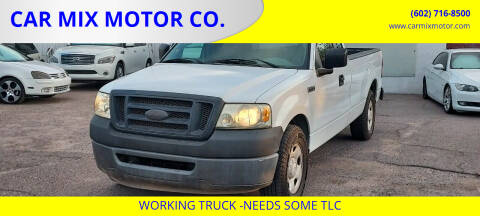 2007 Ford F-150 for sale at CAR MIX MOTOR CO. in Phoenix AZ
