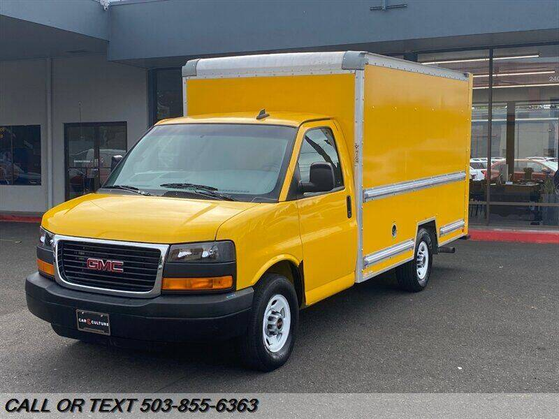 used gmc savana cutaway for sale carsforsale com used gmc savana cutaway for sale