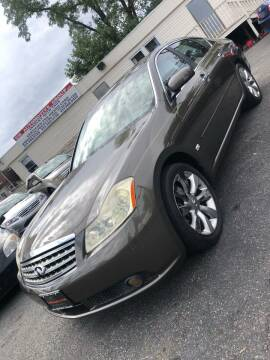 2006 Infiniti M35 for sale at GM Automotive Group in Philadelphia PA