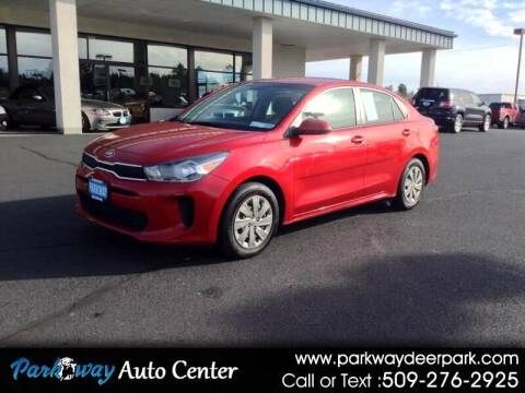 2019 Kia Rio for sale at PARKWAY AUTO CENTER AND RV in Deer Park WA