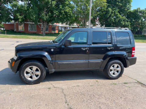 2012 Jeep Liberty for sale at Mulder Auto Tire and Lube in Orange City IA