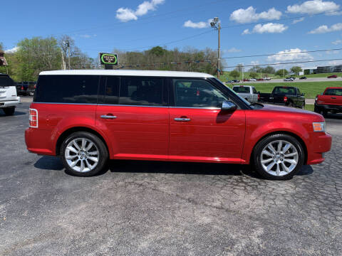 2011 Ford Flex for sale at Westview Motors in Hillsboro OH