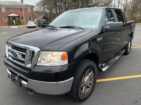 2007 Ford F-150 for sale at AMERI-CAR & TRUCK SALES INC in Haskell NJ