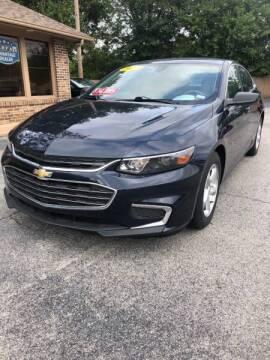 2017 Chevrolet Malibu for sale at FRANK E MOTORS in Joplin MO