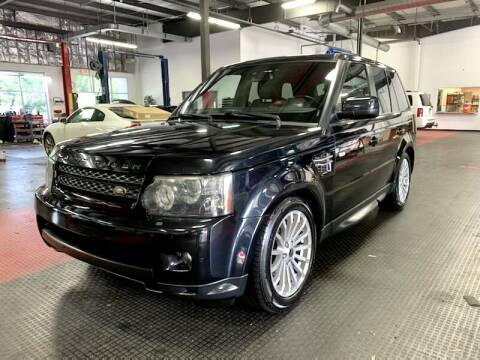 2012 Land Rover Range Rover Sport for sale at Weaver Motorsports Inc in Cary NC