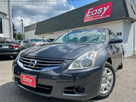 2012 Nissan Altima for sale at Easy Autoworks & Sales in Whitman MA