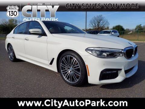 2018 BMW 5 Series for sale at City Auto Park in Burlington NJ
