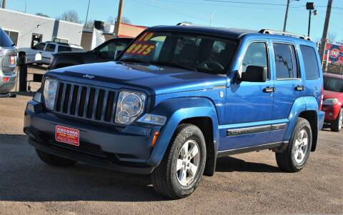 2010 Jeep Liberty for sale at SOLOMA AUTO SALES in Grand Island NE