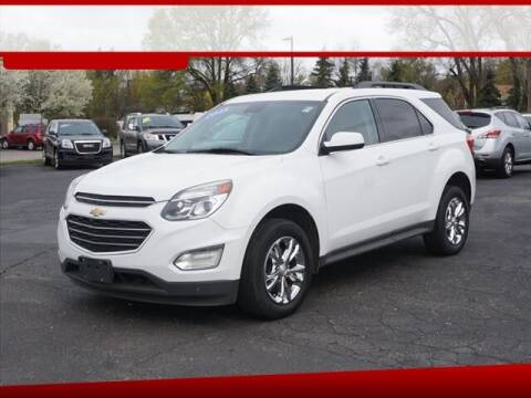 2016 Chevrolet Equinox for sale at Autowest of GR in Grand Rapids MI