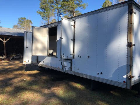 Truck Box 24' for sale at M & W MOTOR COMPANY in Hope AR