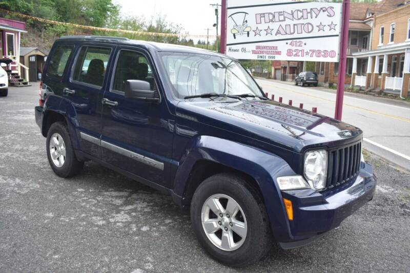 2012 Jeep Liberty for sale at Frenchy's Auto LLC. in Pittsburgh PA
