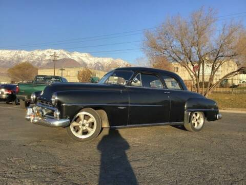 1952 Dodge Coronet for sale at Classic Car Deals in Cadillac MI