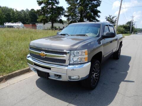 2013 Chevrolet Silverado 1500 for sale at United Traders Inc. in North Little Rock AR
