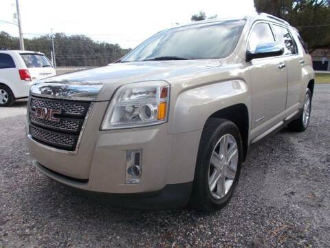 2011 GMC Terrain for sale at LANCASTER'S AUTO SALES INC in Fruitland Park FL