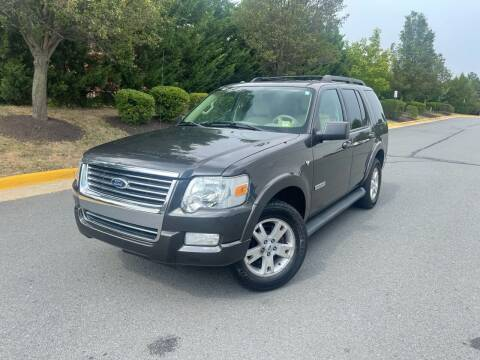 2007 Ford Explorer for sale at Aren Auto Group in Sterling VA
