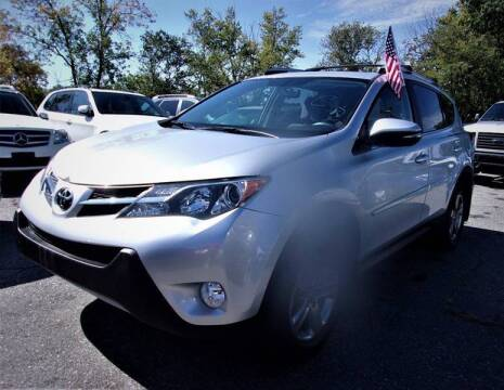 2015 Toyota RAV4 for sale at Top Line Import of Methuen in Methuen MA