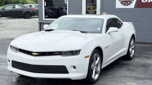 2015 Chevrolet Camaro for sale in Anderson, IN