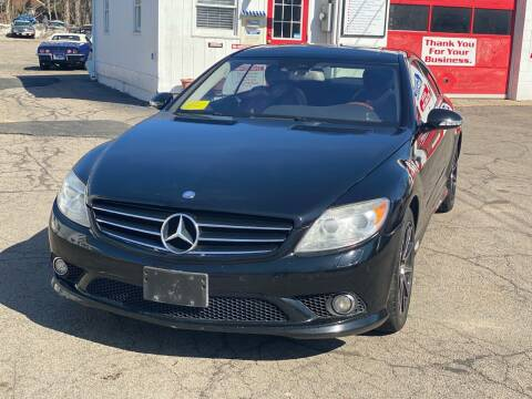 2009 Mercedes-Benz CL-Class for sale at Milford Automall Sales and Service in Bellingham MA