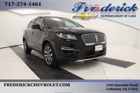 2019 Lincoln MKC for sale at Lancaster Pre-Owned in Lancaster PA