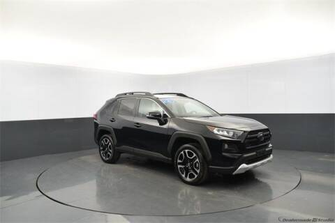 2020 Toyota RAV4 for sale at Tim Short Auto Mall in Corbin KY