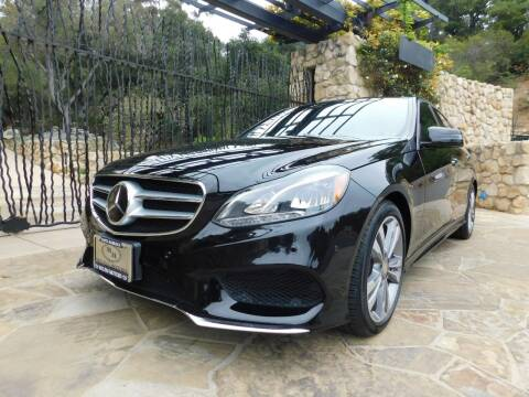 2016 Mercedes-Benz E-Class for sale at Milpas Motors in Santa Barbara CA