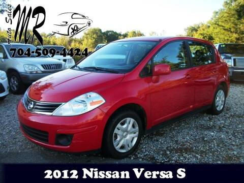 2012 Nissan Versa for sale at Mr Auto Sales in Charlotte NC