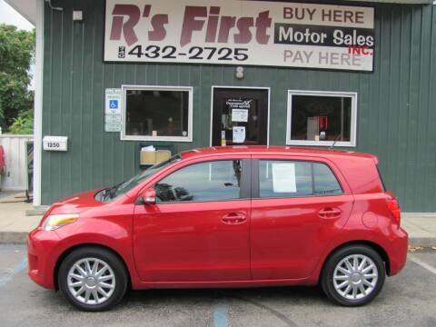 2009 Scion xD for sale at R's First Motor Sales Inc in Cambridge OH