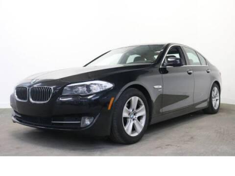 2012 BMW 5 Series for sale at Clawson Auto Sales in Clawson MI