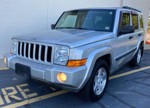 2006 Jeep Commander for sale at Carland Auto Sales INC. in Portsmouth VA