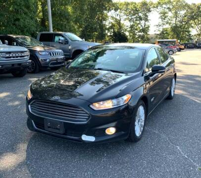 2014 Ford Fusion Energi for sale at Caulfields Family Auto Sales in Bath PA