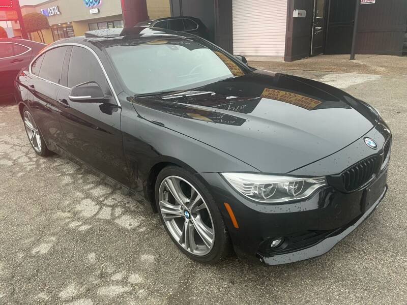 2016 BMW 4 Series for sale at Austin Direct Auto Sales in Austin TX