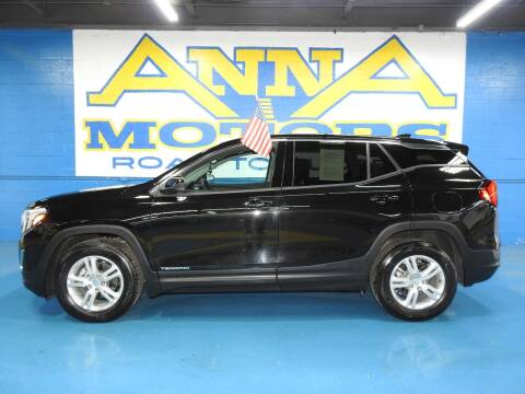 2019 GMC Terrain for sale at ANNA MOTORS, INC. in Detroit MI