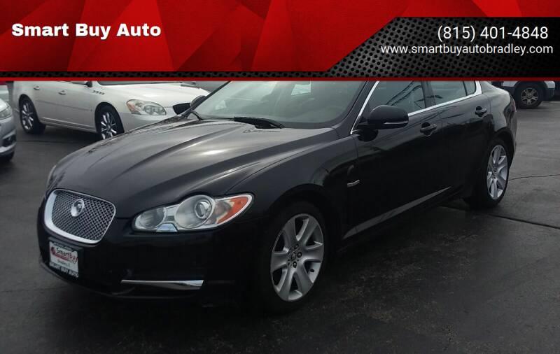 2010 Jaguar XF for sale at Smart Buy Auto in Bradley IL