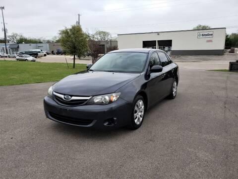 2010 Subaru Impreza for sale at Image Auto Sales in Dallas TX