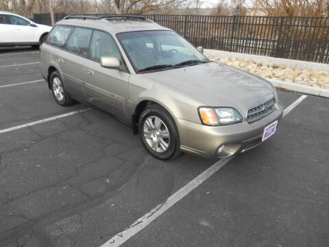 2004 Subaru Outback for sale at AUTOTRUST in Boise ID