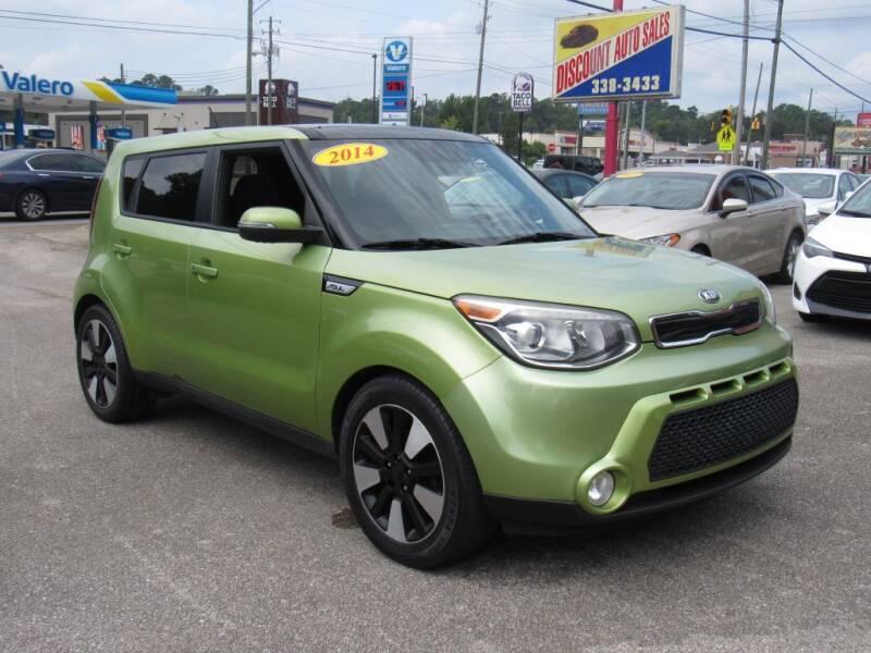 2014 Kia Soul for sale at Discount Auto Sales in Pell City AL