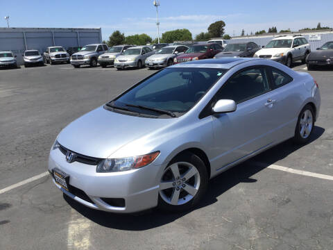 2007 Honda Civic for sale at My Three Sons Auto Sales in Sacramento CA