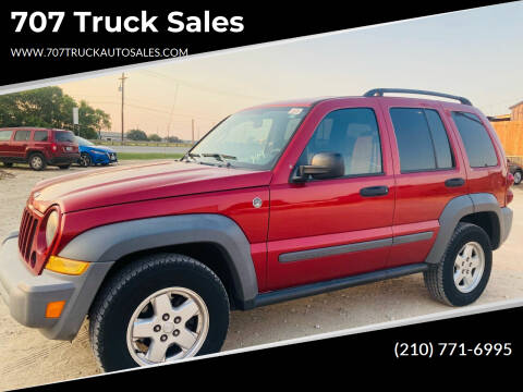 2005 Jeep Liberty for sale at 707 Truck Sales in San Antonio TX