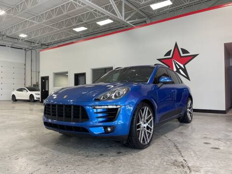 2015 Porsche Macan for sale at CarNova - Shelby Township in Shelby Township MI