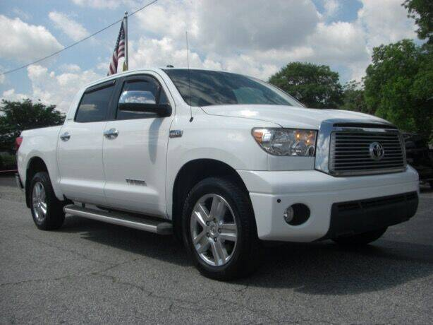 2010 Toyota Tundra for sale at Manquen Automotive in Simpsonville SC