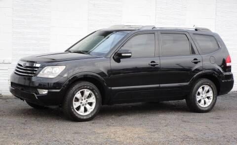 2009 Kia Borrego for sale at Kohmann Motors & Mowers in Minerva OH