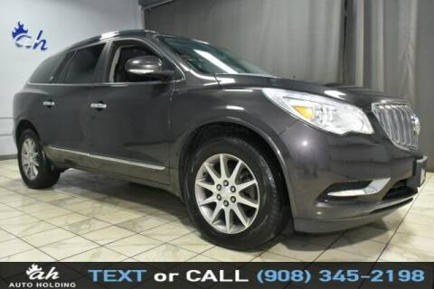 2015 Buick Enclave for sale at AUTO HOLDING in Hillside NJ