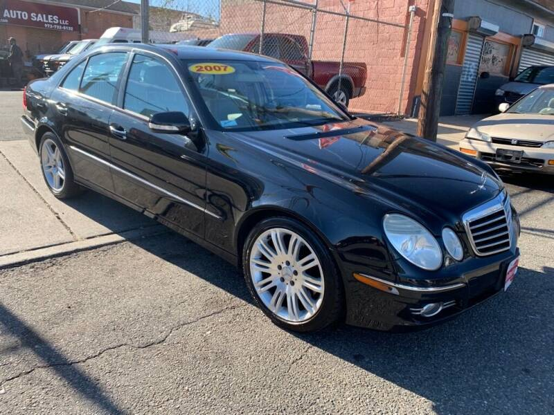 2007 Mercedes-Benz E-Class for sale at United Auto Sales of Newark in Newark NJ